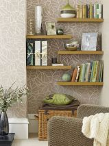 Affordable Ideas Floating Shelf for Living Room Part 8