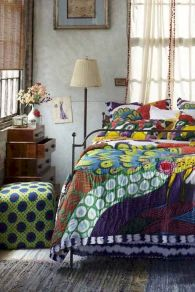Artsy Bohemian Home with Colorful Decorating Concept Part 14