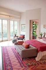 Artsy Bohemian Home with Colorful Decorating Concept Part 5