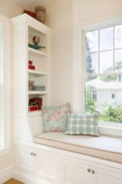 Bay Window seating with extra comfort Part 18