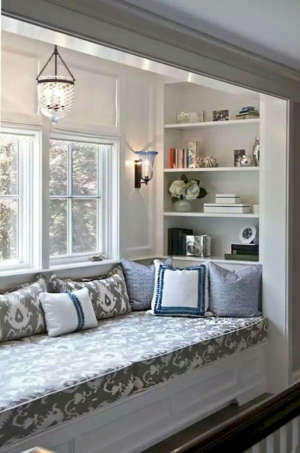 Cool Fully Comfortable Bay Window Seating Ideas Elonahome Com Download Free Architecture Designs Viewormadebymaigaardcom