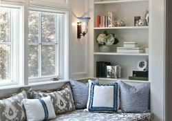Bay Window seating with extra comfort Part 7