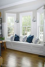 Bay Window seating with extra comfort Part 9