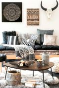Bohemian Home Decor with Brilliant Features Part 17
