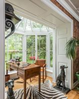 Brilliant Home Office Concept Marrying Farmhouse Design with Modern Touch Part 4