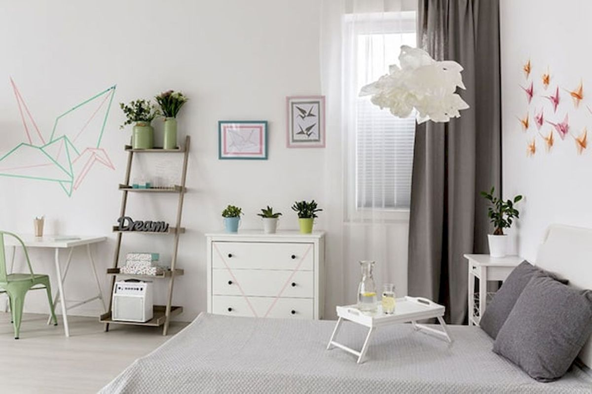 Dream White Bedroom Decorating Ideas in Classy Finish Part 5