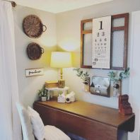 Farmhouse Home Office Decoration Ideas Part 16