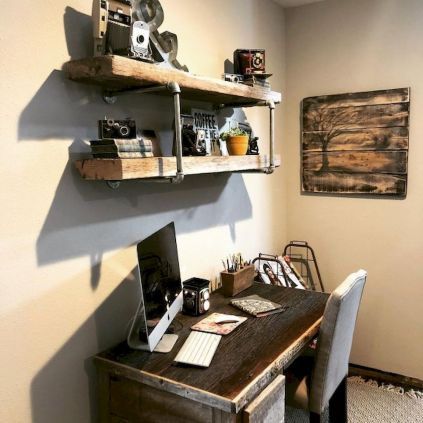 Farmhouse Home Office Decoration Ideas Part 30