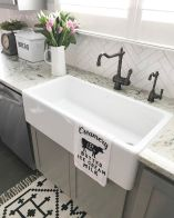 Farmhouse Kitchen Sink Ideas for Large Kitchen Part 16