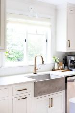 Inspiring Farmhouse Kitchen Sink for New Kitchen and Remodel Part 23