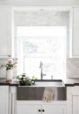 Inspiring Farmhouse Kitchen Sink for New Kitchen and Remodel Part 28