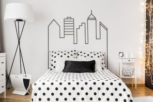 Most Wanted White Bedroom Decorating Ideas in Classy Finish Part 15