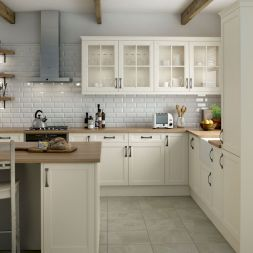 Neutral Kitchen Color That Looks Very Friendly and Savvy Part 11