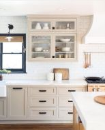 Neutral Kitchen Color That Looks Very Friendly and Savvy Part 21