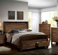 Platform Bed Ideas in Modern Design with Multi Functions Part 20