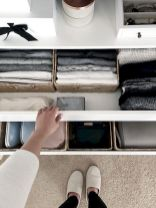 Small Closet Organization Trick to Space Up Your Storage Part 18