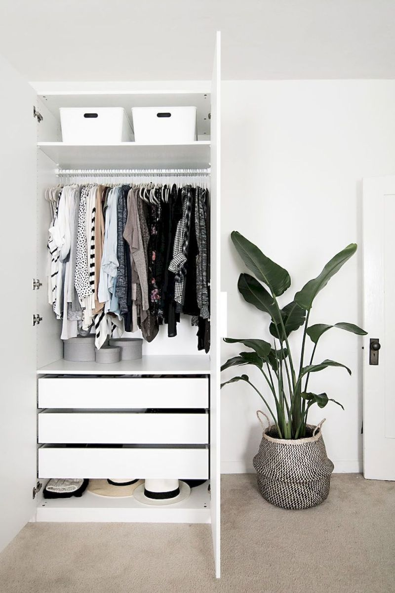 Small Closet Organization Trick to Space Up Your Storage Part 22