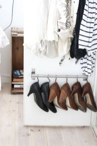 Smart Closet Organization Ideas to Make Extra Storage Part 29