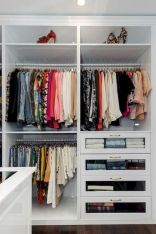 Smart Closet Organization Ideas to Make Extra Storage Part 35