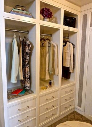 Smart Closet Organization Ideas to Make Extra Storage Part 42