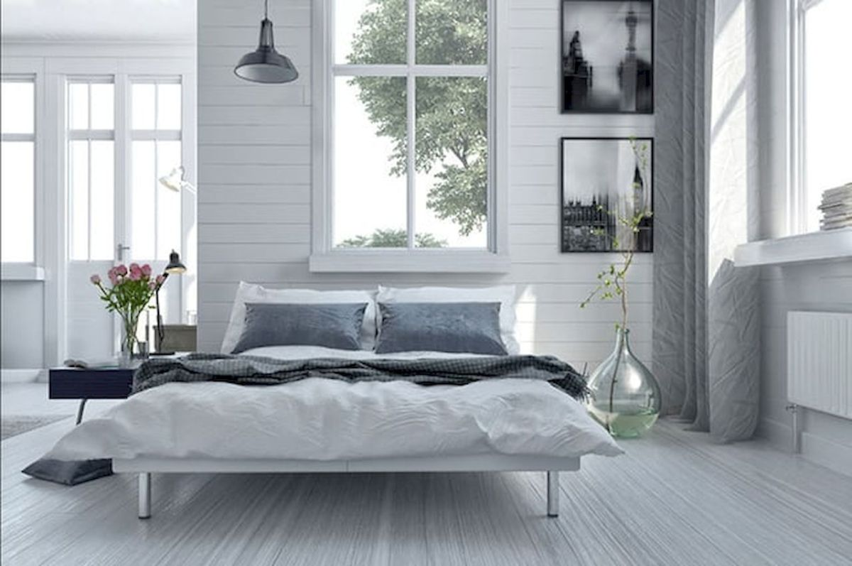 White Bedroom Decorating Ideas with Refreshing Concepts Part 44