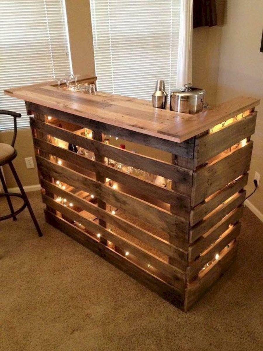 Cheap Furniture and Home Decor Projects with Wood Pallets Part 1