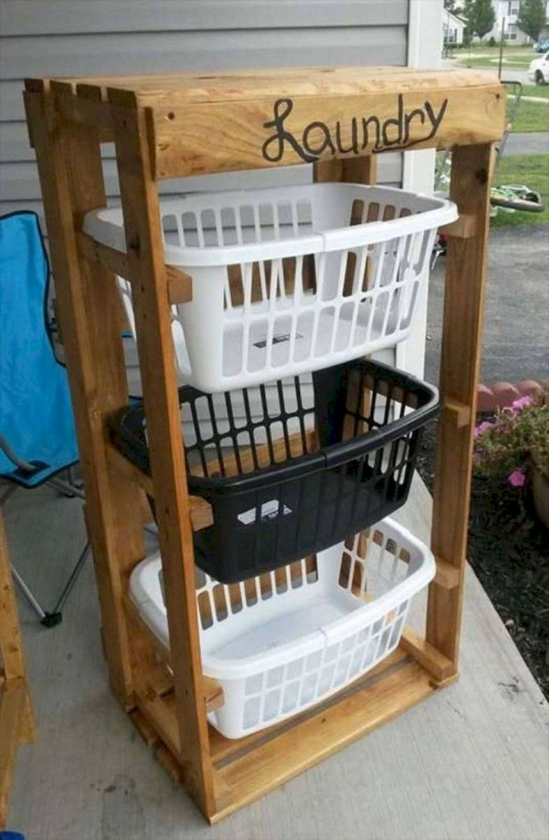 Cheap Furniture and Home Decor Projects with Wood Pallets Part 10