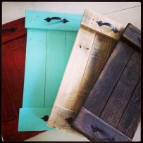 Cheap Furniture and Home Decor Projects with Wood Pallets Part 3