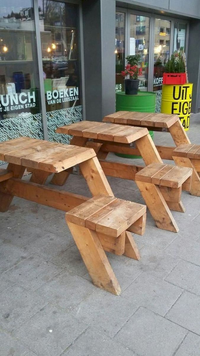 DIY Projects with Wood Pallets You Can Try at Home Part 40