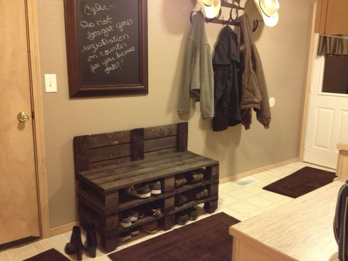 DIY project inspiration using scrap wood pallets Part 18