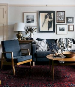 Accent Wall Ideas for Your Stylish Living Room Part 2