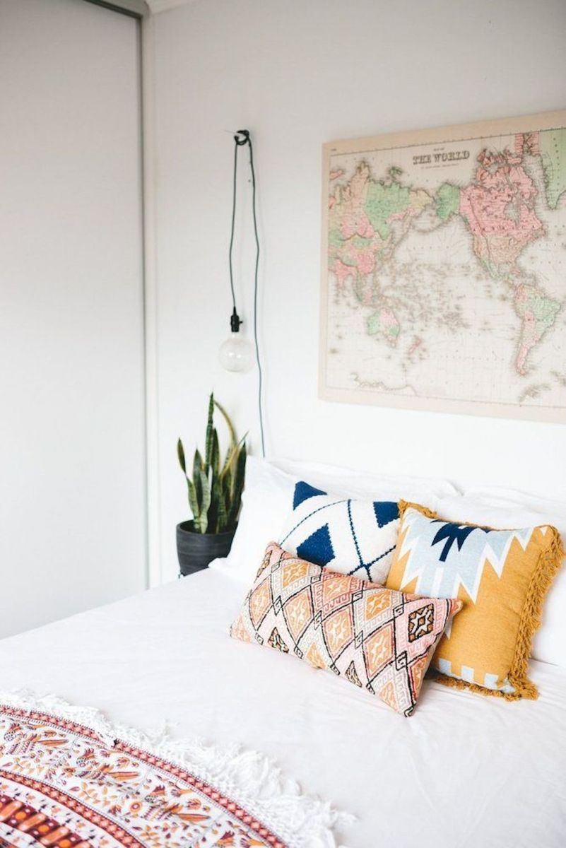 Beautiful Bed Sheet Designs With Tribal Pattern Liven Up Bedroom Looks Part 10