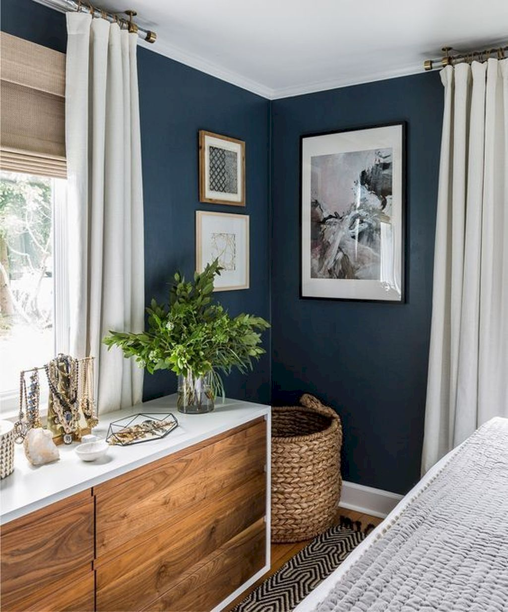 Bedroom Color Trend with Bold Colors and Brave Statements ...