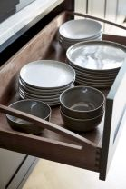 Best Kitchen Organization and Storage Ideas to Make the Kitchen Looks Neat and Clean Part 10