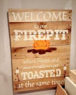 Cheap Wall Decor Made from Scrap Wood Pallets Part 4