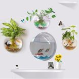 Creative Wall Auarium designs For Home Decoration and Amazing Room Separator Part 23