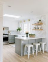 Effective Neutral Colors For Beautiful White Kitchen Concept Part 10