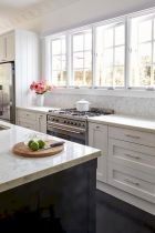 Effective Neutral Colors For Beautiful White Kitchen Concept Part 17