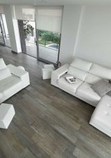 Elegant Interior Ideas with Exotic Wooden Floor Concepts Part 1