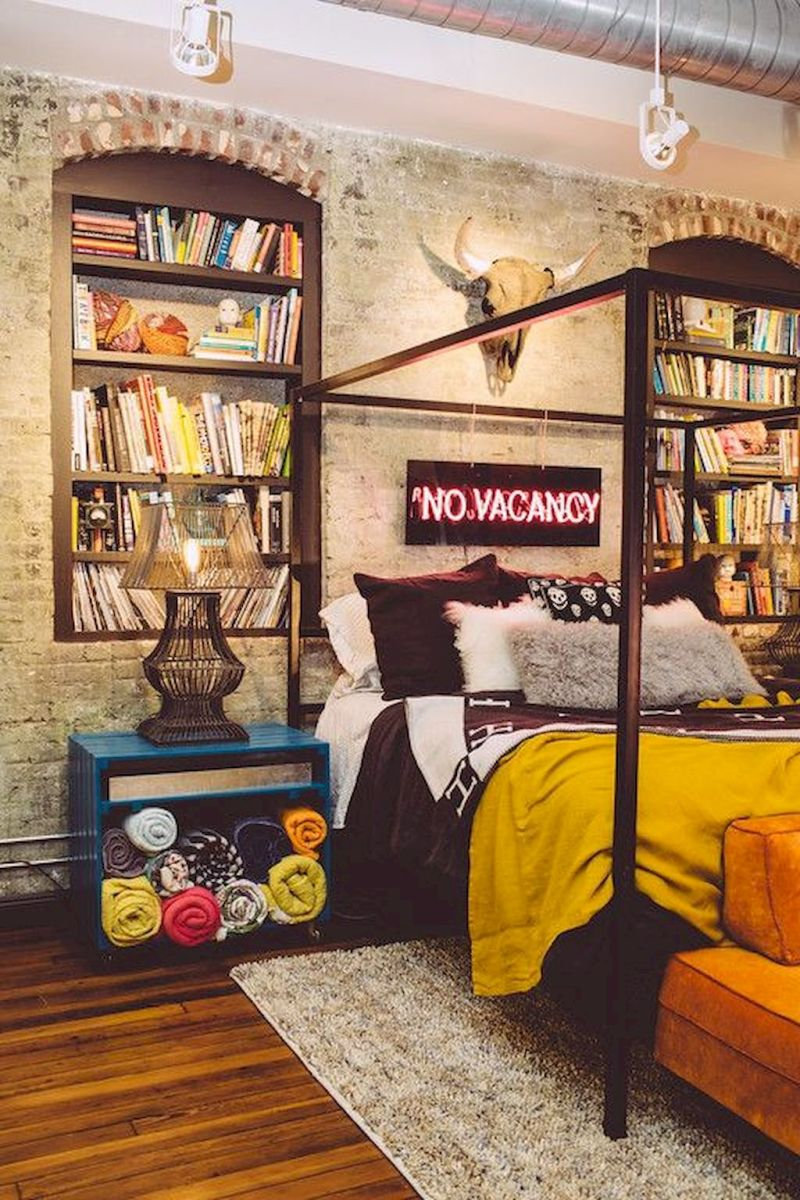Functional Side Table Designs with More Trendy Bedroom Ideas Part 16