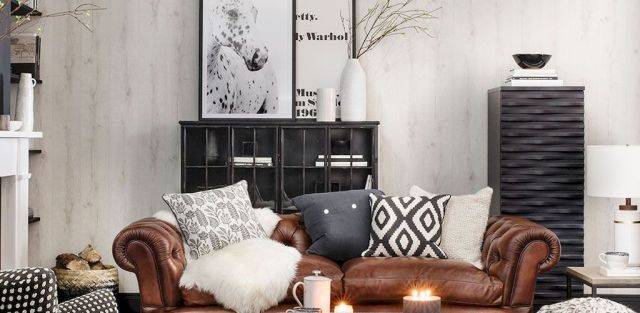 Genius wall accent decoration to liven up your home vibes Part 33
