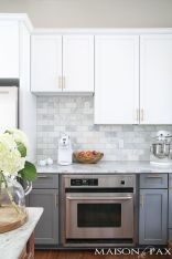 Grey Kitchen Designs With Exciting Kitchen Backsplash Trends Part 4