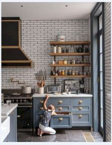 Grey Kitchen Designs With Exciting Kitchen Backsplash Trends Part 6