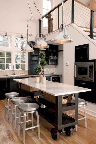 Inspiring Kitchen Bar Design Ideas That Will Be Trending in 2019 Part 38