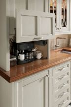 Inspiring Kitchen Organization and Storage Ideas to Make the Kitchen Looks Neater Part 15