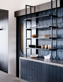 Inspiring Kitchen Organization and Storage Ideas to Make the Kitchen Looks Neater Part 31