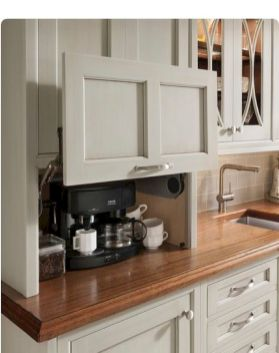 Inspiring Kitchen Organization and Storage Ideas to Make the Kitchen Looks Neater Part 38