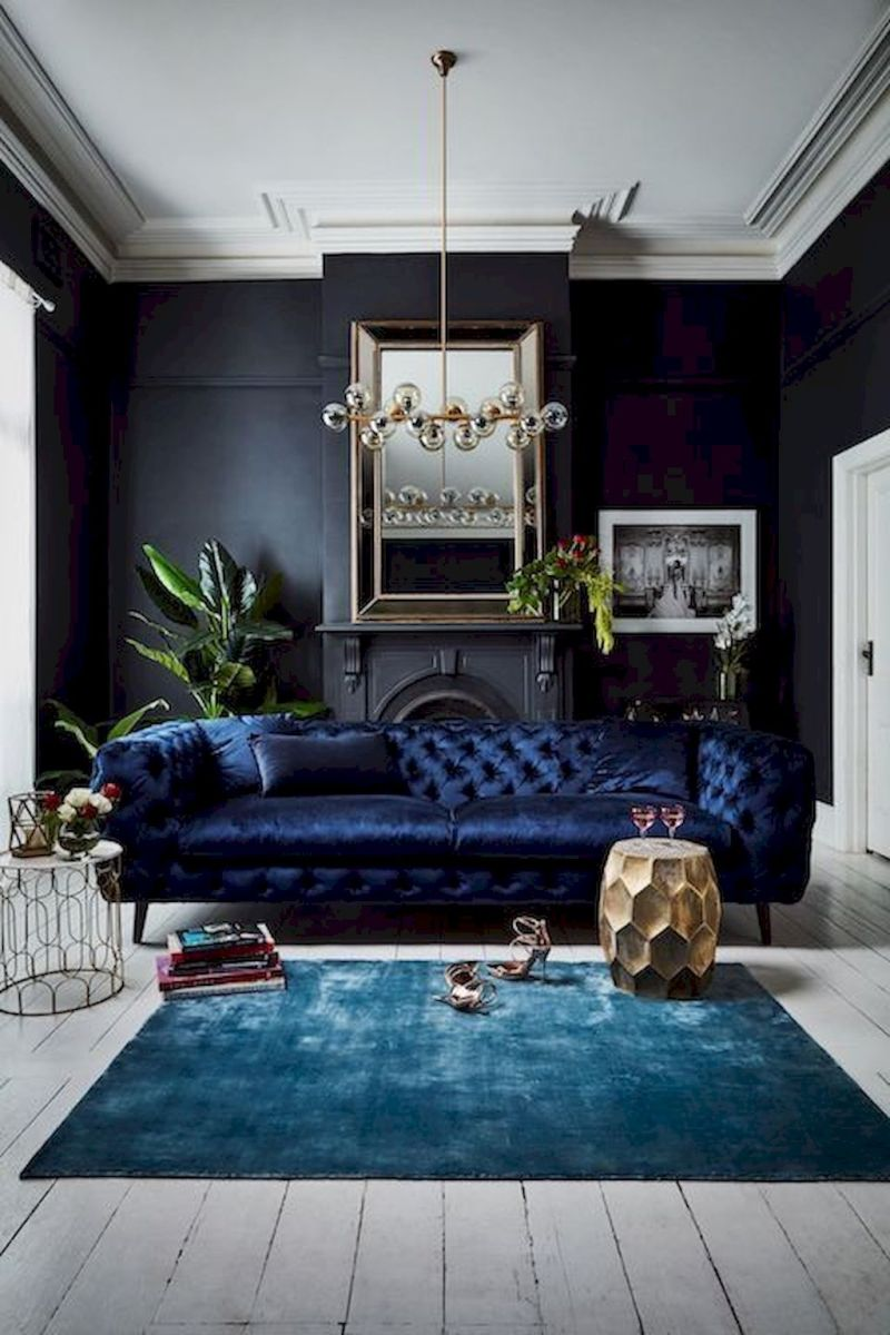 Interior Wall Color with Mindblowing Concept for 2019 Part 39