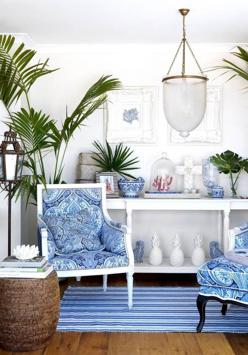 Lively Living Room Vibe with Indoor Plant Decoration Part 40