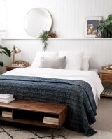 Master Bedroom On Budget Renovation Ideas with really Simple Decoration Part 34